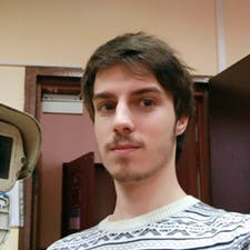 Фрилансер Максим К. — Россия, Одинцово. Специализация — Обработка данных, Python