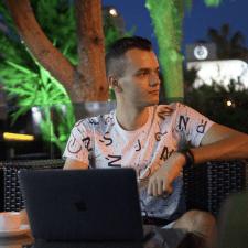 Фрілансер Ерік Копча — Веб-програмування, HTML/CSS верстання