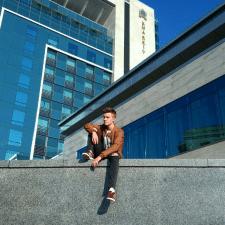 Freelancer Dmitriy M. — Ukraine, Kharkiv. Specialization — Mobile apps design, Interface design
