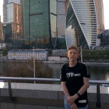 Freelancer Maxim B. — Russia, Kazan. Specialization — Python, Bot development