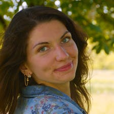 Фрилансер Полина Ф. — Україна, Нікополь. Спеціалізація — Написання статей, Рерайтинг