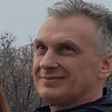 Фрилансер Володимир Ф. — Украина, Харьков. Специализация — Python, Javascript