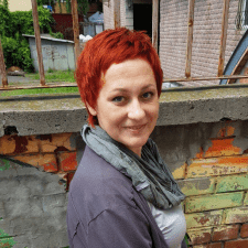 Фрилансер Елена В. — Украина, Киев. Специализация — Полиграфический дизайн, Логотипы