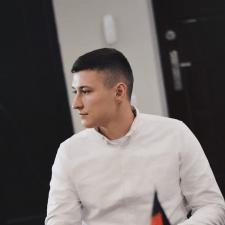 Freelancer Artur C. — Ukraine, Kharkiv. Specialization — HTML/CSS, Web programming