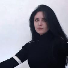 Фрилансер Кэтэлина М. — Молдова, Единцы. Специализация — Дизайн сайтов, Баннеры