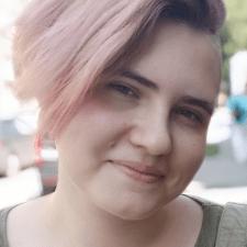 Freelancer Елена Касьяненко — Web design, Business card design
