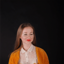 Freelancer Anastasia K. — Ukraine. Specialization — Print design