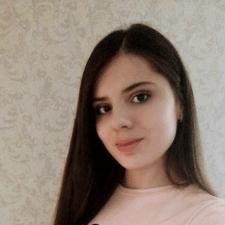 Freelancer Katerina G. — Ukraine. Specialization — English, Text translation