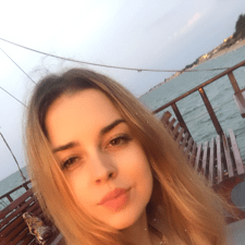 Freelancer Екатерина С. — Ukraine, Berdyansk. Specialization — Web design, Business card design