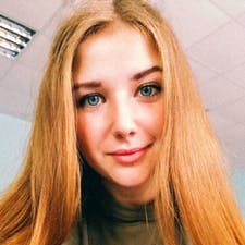 Freelancer Кристина Л. — Russia. Specialization — 1C