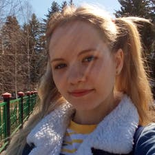 Freelancer Анастасия Воротова — Copywriting, Article writing