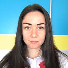 Freelancer Елизавета Г. — Ukraine, Kyiv. Specialization — Content management