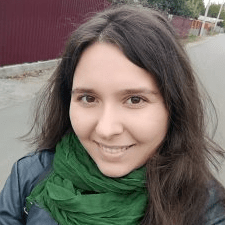 Freelancer Yulia Z. — Ukraine, Kalinovka. Specialization — Text editing and proofreading, Text translation