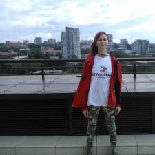 Freelancer Любовь М. — Ukraine, Herson. Specialization — Java, Apps for Android