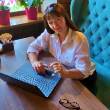 Freelancer Людмила К. — Ukraine, Nikopol. Specialization — Copywriting, Rewriting