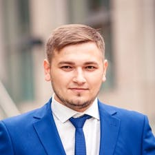 Client Алексей П. — Ukraine.
