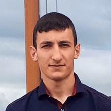 Freelancer Manvel K. — Armenia, Yerevan. Specialization — HTML/CSS, JavaScript