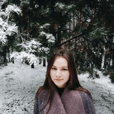 Фрилансер Марина М. — Украина, Обухов. Специализация — Векторная графика