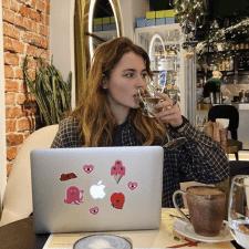 Freelancer Мария Д. — Ukraine, Kharkiv. Specialization — Logo design, Illustrations and drawings