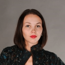 Freelancer Mariia N. — Ukraine, Lvov. Specialization — Web design, Business card design