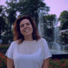 Freelancer Мария Г. — Ukraine, Kyiv. Specialization — HTML/CSS, Web programming