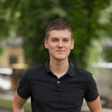 Фрилансер Михайло С. — Украина, Львов. Специализация — Javascript, HTML/CSS верстка