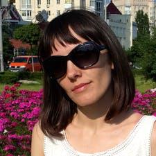Freelancer Наталья Г. — Ukraine, Kyiv. Specialization — Vector graphics, Business card design