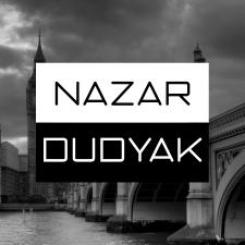 Фрилансер Nazar D. — Украина, Ровно. Специализация — HTML/CSS верстка, Python