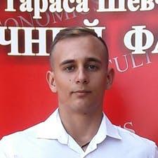 Freelancer Andrii N. — Ukraine, Kyiv. Specialization — English, Copywriting