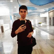 Фрилансер Азиз А. — Узбекистан, Ташкент. Специализация — Веб-программирование, HTML и CSS верстка