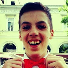 Freelancer Nikita O. — Ukraine, Odessa. Specialization — Web programming, Business card design