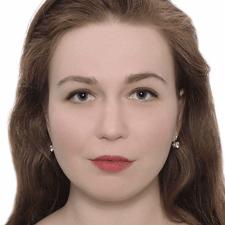Freelancer Ольга Матяш — Presentation development, Infographics