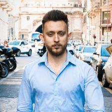 Client Олег В. — Italy, Roma.