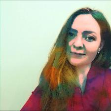 Freelancer Oksana Kucheriava — Social media marketing, Vector graphics