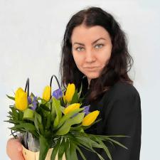 Freelancer Marina P. — Ukraine, Kharkiv. Specialization — Banners, Business card design