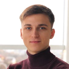Freelancer Vladislav K. — Ukraine, Kyiv. Specialization — Blockchain, Web programming