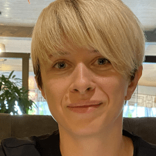 Freelancer Вита П. — Ukraine, Cherkassy. Specialization — Website development, Accounting services