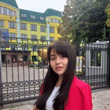 Freelancer Дария Р. — Ukraine, Dnepr. Specialization — Web design, Interface design