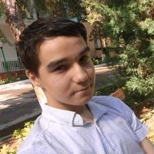 Фрилансер Рамиль А. — Узбекистан, Ташкент. Специализация — HTML/CSS верстка, Javascript