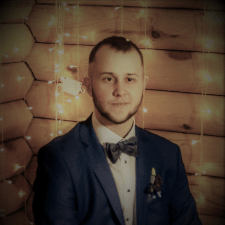 Фрилансер Ростислав С. — Украина, Херсон. Специализация — Аудио/видео монтаж, Дизайн визиток