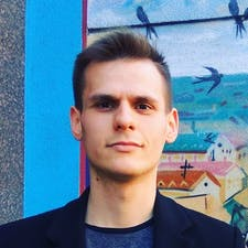 Freelancer Rostyslav B. — Ukraine, Kyiv. Specialization — Blockchain, Java