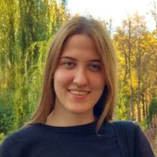 Freelancer Маргарита С. — Ukraine, Kharkiv. Specialization — HTML/CSS, Data processing