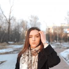 Freelancer Соня К. — Russia, Irkutsk. Specialization — Social media page design