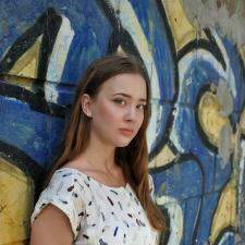 Фрилансер Анастасия К. — Украина, Киев. Специализация — Копирайтинг, Дизайн визиток
