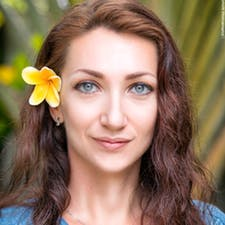 Freelancer Ирина С. — Ukraine, Kyiv. Specialization — Video recording, Video processing