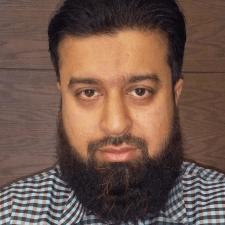 Фрілансер Saqib S. — Пакистан, Карачі. Спеціалізація — Розробка шрифтів, Копірайтинг