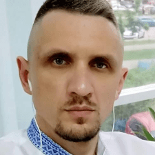 Freelancer Сергій К. — Ukraine, Kyiv. Specialization — Text editing and proofreading, Tuition