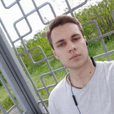 Freelancer Константин Ш. — Ukraine, Kyiv. Specialization — JavaScript, Python