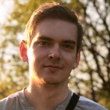 Freelancer Максим Р. — Ukraine, Chernovtsy. Specialization — Interface design, Mobile apps design