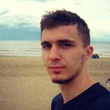 Freelancer Taras L. — Ukraine, Kyiv. Specialization — HTML/CSS, JavaScript